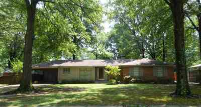 Memphis TN Single Family Home Sold: $165,000
