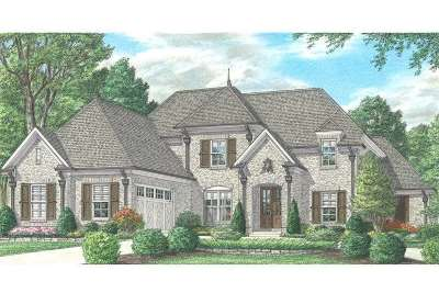 Olive Branch Single Family Home For Sale: 7930 Wisteria