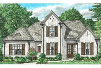 Olive Branch Single Family Home For Sale: 5286 Stonecrest
