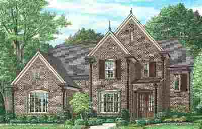Olive Branch Single Family Home For Sale: 5435 Stonecrest