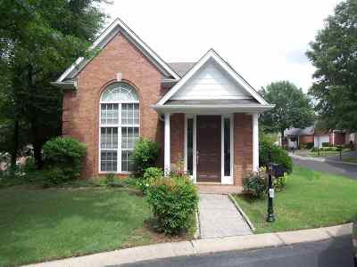 Memphis TN Single Family Home Sold: $196,000