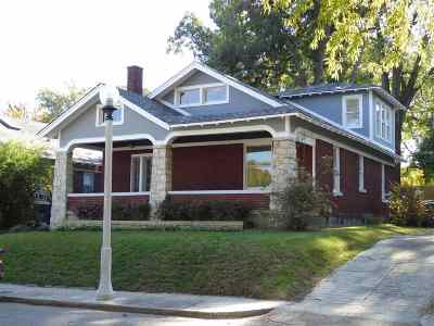 Single Family Home Sold: 1563 Vance