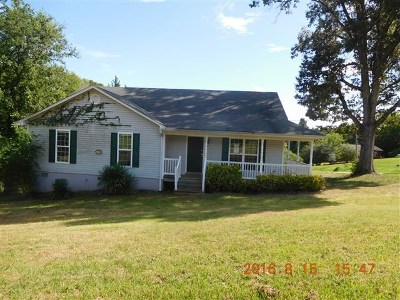 Clifton TN Single Family Home For Sale: $79,500