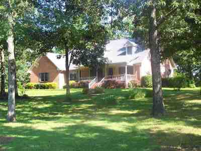 Savannah Single Family Home For Sale: 60 Carpenter