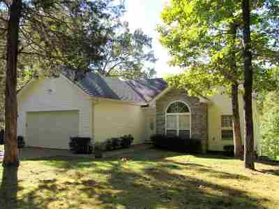 Savannah Single Family Home For Sale: 50 Lake Bluff