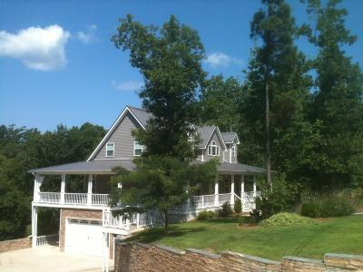 Cherokee, Florence, Pickwick Lake Single Family Home For Sale: 2600 Paradise