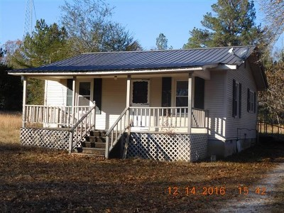 Stantonville Single Family Home For Sale: 7500 142
