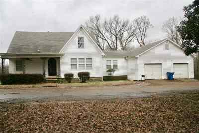 Munford Single Family Home For Sale: 1629 Tipton
