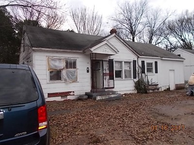 Single Family Home Sold: 1354 Getwell