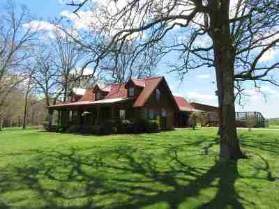 Michie Single Family Home For Sale: 5675 New Hope