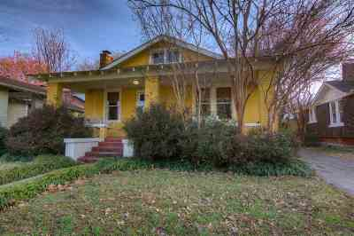 Single Family Home Sold: 1635 Vance