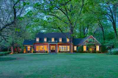 Memphis Single Family Home For Sale: 3420 Central