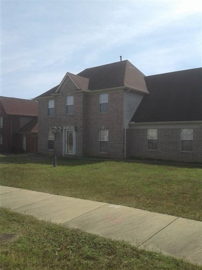 Unincorporated TN Condo/Townhouse For Sale: $125,000