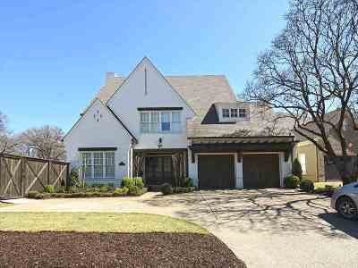 Memphis Single Family Home For Sale: 360 Woodmere