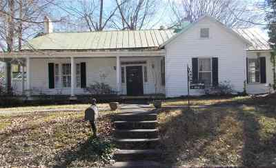 Holly Springs Single Family Home For Sale: 265 E Falconer