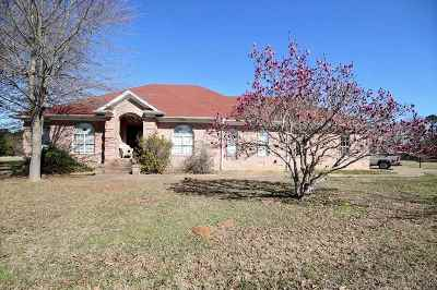 Holly Springs Single Family Home For Sale: 3090 Ms-178
