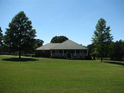 Savannah Single Family Home For Sale: 4635 Hwy 128