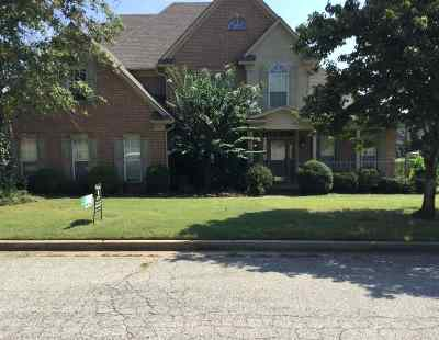 Hernando Single Family Home For Sale: 1124 Cross Winds