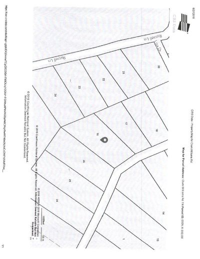 Grainger County Residential Lots & Land For Sale: LOT 16 Clint Williams