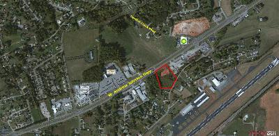 Morristown Residential Lots & Land For Sale: 3.39 acres W Andrew Johnson Hwy