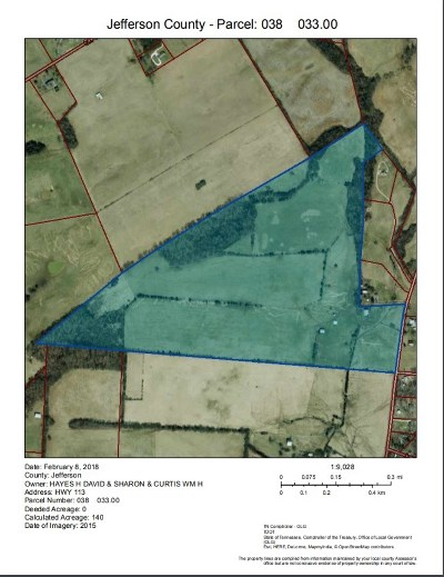 White Pine Residential Lots & Land For Sale: Hwy 113