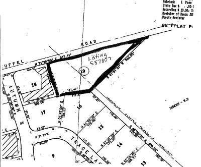Hamblen County Residential Lots & Land For Sale: 5440 Stuffel Road