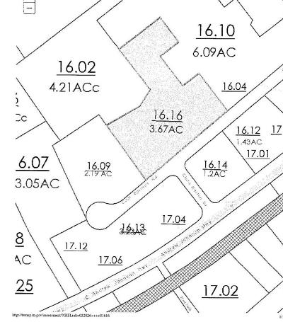 Morristown Residential Lots & Land For Sale: 4000 Cool Springs Rd