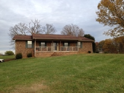 Morristown Single Family Home For Sale: 3941 S Davy Crockett Pkwy