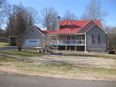 Rogersville TN Single Family Home Sold: $199,900