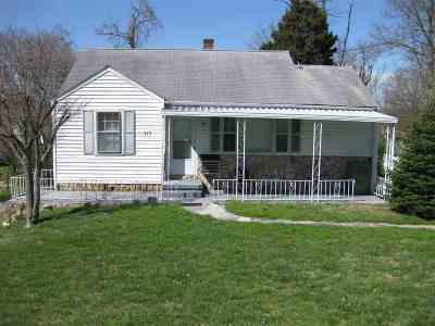 Morristown TN Single Family Home Sold: $53,900
