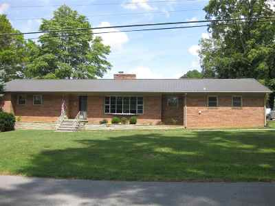 Morristown TN Single Family Home Sold: $129,900