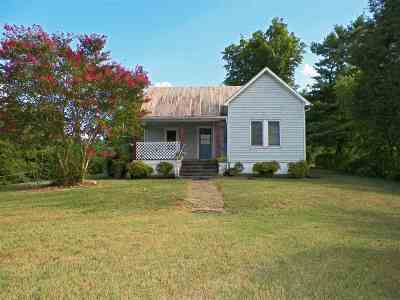 Single Family Home For Sale: 1812 Range Road