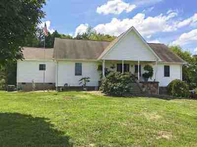 Talbott Single Family Home For Sale: 1115 Ebenezer Church Road