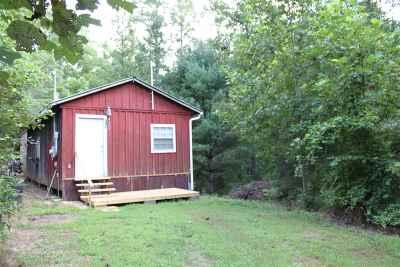 Single Family Home For Sale: 4396 Chavis Rd
