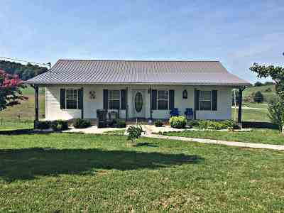 Russellville TN Single Family Home Sold: $129,900
