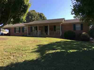 Morristown TN Single Family Home Sold: $179,900