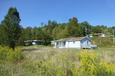 Sneedville TN Single Family Home Sold: $21,900