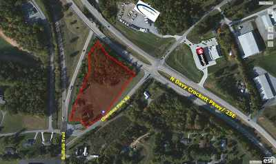 Morristown Residential Lots & Land For Sale: 2625 Cherokee Park Rd