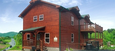 Pigeon Forge Condo/Townhouse For Sale: 942 McMakin