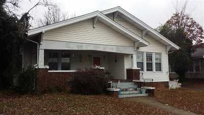 Morristown Single Family Home For Sale: 1024 & 1022 W 2nd North Street