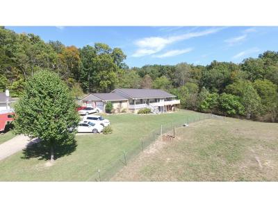 Single Family Home For Sale: 7280 Newport Hwy