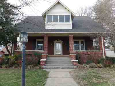 Morristown Single Family Home For Sale: 615 East 1st North Street
