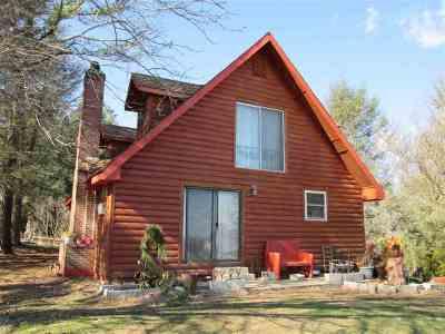 Single Family Home For Sale: 345 Hugh Cameron Rd.