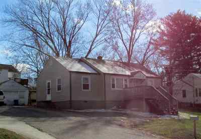 Morristown Single Family Home For Sale: 628 Algonquin