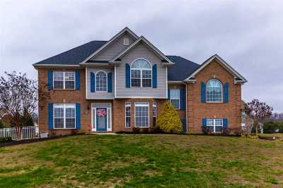 Morristown Single Family Home For Sale: 4538 Ashburne Dr