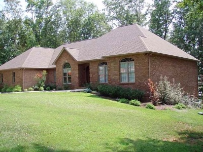 Bean Station, Blaine, Mooresburg, Rutledge, Thorn Hill, Washburn Single Family Home For Sale: 600 Baye Rd