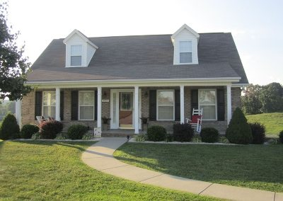 Morristown TN Single Family Home Sold: $214,900