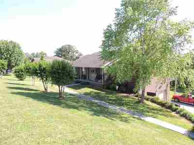 Russellville Single Family Home For Sale: 4824 Brookview Drive