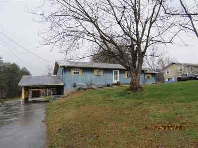 Single Family Home For Sale: 520 Cedar Creek Rd