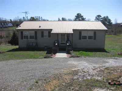 Rogersville TN Single Family Home Sold: $85,000